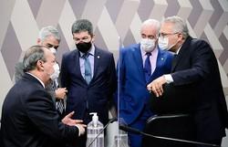 Reta final da CPI da Covid foca na Precisa e em nomes próximos a Bolsonaro (Foto: Pedro França/Agência Senado)