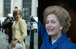 Netflix divulga fotos de Princesa Diana e Margaret Thatcher em The Crown (Foto: Divulgação)
