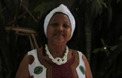 Aos 90 anos, Terreiro Xambá, núcleo de preservação africana no Brasil, precisa de ajuda (Foto: Tarciso Augusto/Esp. DP FOTO)
