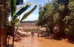 Erro de sistema paralisa ação criminal sobre tragédia de Brumadinho (Foto; Divulgação/Corpo de Bombeiros)