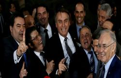 67% rejeitam aproximação de Bolsonaro com o centrão, diz Datafolha (Foto: Twitter/Reprodução )