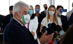 Marcos Pontes pede integração do continente para vencer a pandemia (Ministro participou de fórum organizado pela OMS. Foto: Anderson Riedel/PR)