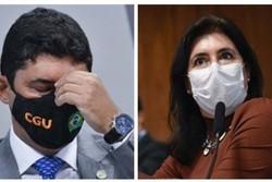 Bolsonaristas dizem que esquerda 'banaliza' machismo após ataque à senadora (crédito: Leopoldo Silva/Agência Senado)