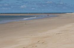 Tamandaré reabre praias, mas comércio e passeios seguem vetados (Foto: Peu Ricardo/DP.)