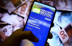 Estudo do BC mostra que população usou auxílio emergencial para consumo (Foto: Marcelo Camargo/Agência Brasil )