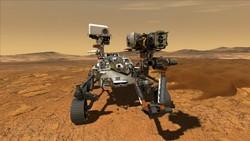 Verão 2020 e a corrida para Marte (Foto: Handout / NASA / AFP)