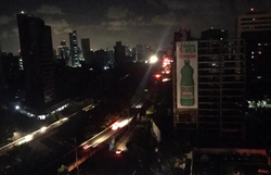 Queda de energia atinge Recife, Olinda e Paulista nesta quinta-feira (Foto: Reprodução)
