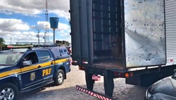 Dois homens são detidos com carga roubada de EPIs em Petrolina