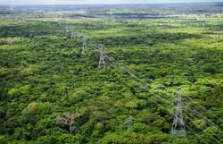 Avança proposta que visa construir linhas elétricas em terras indígenas (Foto: PAC/Divulgação)