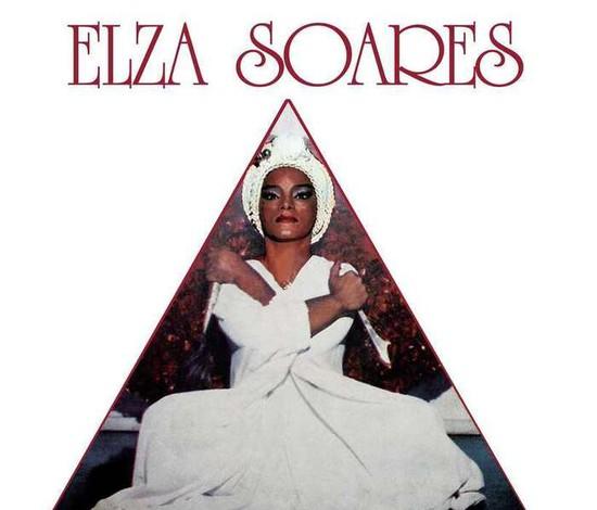 Elza Soares lança álbum raro em streaming pela Sony Music (Reprodução)