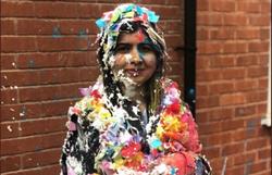 Paquistanesa Malala se forma pela Universidade de Oxford (Foto: Reprodução/Twitter)