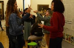 Jovens surdos e intérpretes buscam ar da inclusão (Foto: Rovena Rosa/ Agência Brasil)