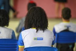 Simpere se opõe ao retorno presencial sem segunda dose de vacina para professores (Foto: Romulo Chico/ Esp DP Foto )