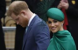 Irmã de Meghan Markle diz que ela e Harry são 'os maiores hipócritas do mercado' (Foto: Tolga Akmen/AFP)
