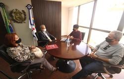Pernambucano aprovado em Harvard conhece Alepe e conta como conquistou a vaga (fOTO: pEU rICARDO/ dp)
