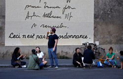 Europa volta à vida, enquanto Brasil e EUA batem recordes de mortes (Foto: THOMAS COEX / AFP)