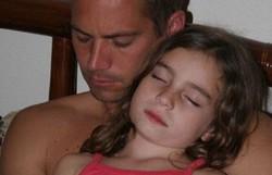 """Filha de Paul Walker lembra os sete anos sem o pai: """"meu melhor amigo"""" (Foto: Reprodução/ Instagram)"""