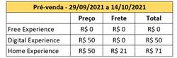 CCXP anuncia valores e datas de ingressos para edições de 2021 e 2022 (foto: CCXP/Divulgação)