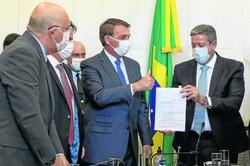 Em meio a confusão, Planalto cancela evento de anúncio do Auxílio Brasil (Foto: Marcos Corrêa/PR)