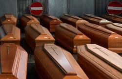 França ultrapassa 3.000 mortos por coronavírus, com 418 em 24 horas (Foto: Piero Cruciatti / AFP)