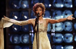 Sony anuncia cinebiografia de Whitney Houston para 2022 (Foto:  AFP / GETTY IMAGES NORTH AMERICA / Pascal Le Segretain)