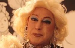Miss Biá, drag queen pioneira no país, morre por Covid-19 (Foto: Reprodução/Facebook)