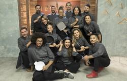 Top Chef Brasil estreia com 14 participantes e 'poder' extra (Foto: Antonio Chahestian/Record TV)