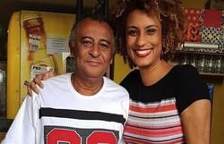 Pai de Marielle Franco está na UTI com Covid-19 (Foto: Reprodução)