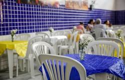 Empresários do setor de alimentação pretendem entregar carta a governador de PE (Foto: Andrea Rêgo Barros / PCR)