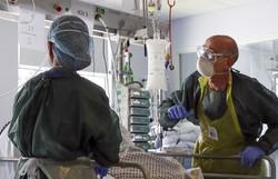 Coronavírus: Acompanhe as notícias do dia em tempo real (Foto: Steve Parsons / POOL / AFP)