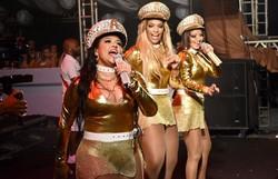 Banda pernambucana Amigas lança DVD gravado no Revéillon 2020 (Foto: Divulgação)