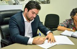 Prefeito de São Lourenço da Mata defende a utilização dos fundos eleitoral e partidário no combate à Covid-19 (Bruno Pereira/Divulgação)
