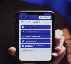 Coronavírus: guia na web fornece informações acessíveis a deficientes visuais (Foto: João Pedro Novochadlo/Divulgação )