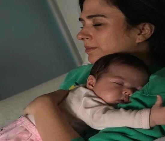 Tatá Werneck desabafa sobre cobranças em relação à maternidade e diz que é 'cruel' (Reprodução/Instagram)