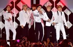 K-pop: BTS revela o nome de sua próxima música  (Foto: AFP / Frederic J. BROWN)