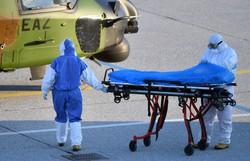 França supera 4 mil mortes em hospitais por coronavírus (Foto: BARBARA GINDL / APA / AFP)
