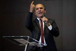 Candidaturas evangélicas aumentam 34% em relação à última eleição municipal (Foto: AFP / Mauro Pimentel)