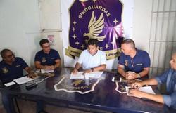 Mendonça Filho critica PSB e promete Guarda Civil Municipal armada e treinada (Foto: Guga Matos/Divulgação)