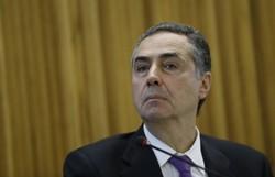 Barroso assume TSE em meio a ações que miram Bolsonaro (Foto: Fernando Frazão/Agência Brasil )
