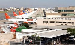 SP desativa barreiras sanitárias no aeroporto e terminais de ônibus (Foto: Valter Campanato/Agência Brasil)