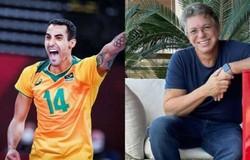 Boninho convida Douglas Souza para o 'BBB' e mãe do atleta reage (crédito: Instagram/Reprodução)