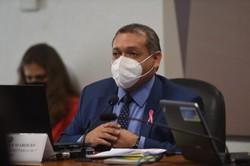 Comissão do Senado aprova indicação de Kassio Marques para o STF (Foto: Ed Alves/CB/D.A Press)