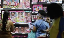 Intenção de consumo das famílias se mantém estável em outubro (Foto: Fernando Frazão/Agência Brasil)