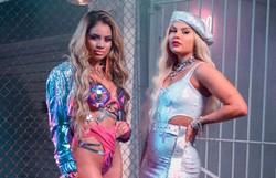 Lexa lança clipe do single 'Quebrar seu coração' com Luísa Sonza (Foto: Divulgação)