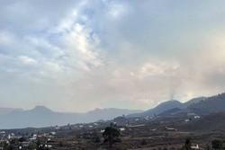 Atividade do vulcão das Canárias tem queda acentuada nas últimas horas (Foto: Desiree MARTIN / AFP)