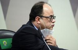 'Bravata minha', sustenta reverendo após ter dito que se reuniu com 'quem manda' (crédito: Pedro França/Agência Senado)