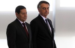 Bolsonaro responderá na ONU a críticas ambientais, segundo Mourão (Foto: Valter Campanato/Agência Brasil)