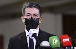 Randolfe sobre aumento da gasolina: 'Bolsonaro deveria tentar trabalhar' (foto: Edilson Rodrigues/Agência Senado)