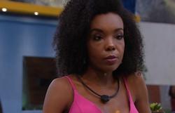 BBB 20: Conheça Thelma, a médica alvo de racismo formada graças a bolsas de estudo (Foto: Reprodução/TV Globo)