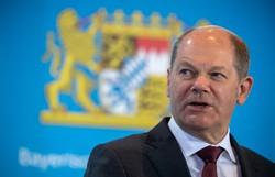 Alemanha propõe fundo de resgate europeu em luta contra coronavírus (Foto: Peter Kneffel / POOL / AFP)